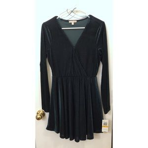 GB Dark Green Dress